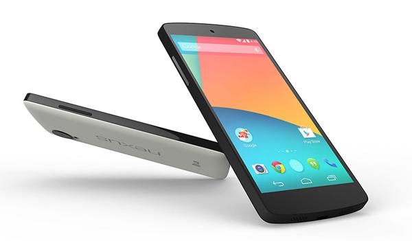 4 نقاط مهمة تجعل شراء LG Nexus 5 خيارا حكيما الأن